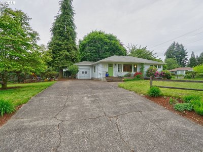 Canby Single Family Home For Sale: 231 NE 10th Ave