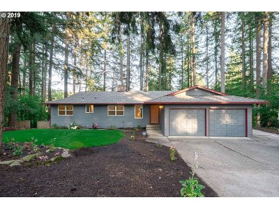 Oregon City Single Family Home For Sale: 14558 S Kelmsley Dr