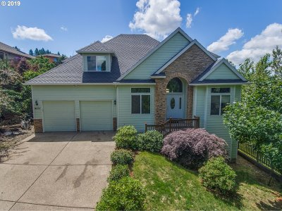 Happy Valley Single Family Home Pending: 14251 SE Rolling Meadows Dr
