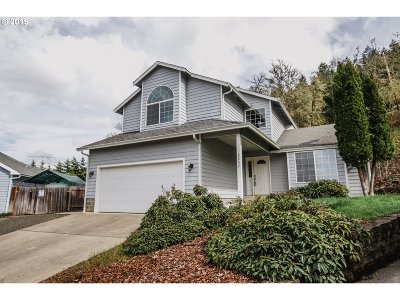 Roseburg Single Family Home For Sale: 2837 W Sprague Ct
