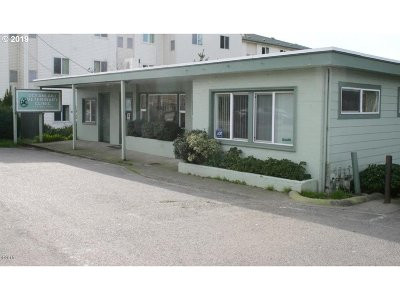 Lincoln City Commercial For Sale: 3545 NW Hwy 101