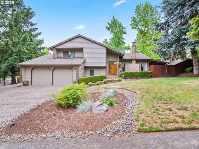 Beaverton Single Family Home For Sale: 8545 SW Secretariet Ter