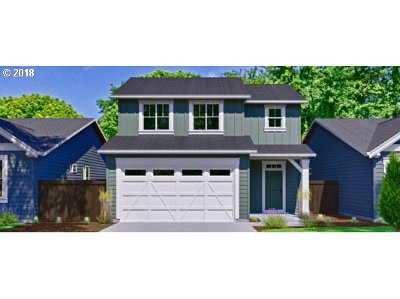 Estacada Single Family Home Pending: 248 NW Liberty (Lot 29) Ln