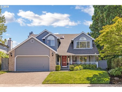 Portland Single Family Home For Sale: 3988 NW 176th Ave