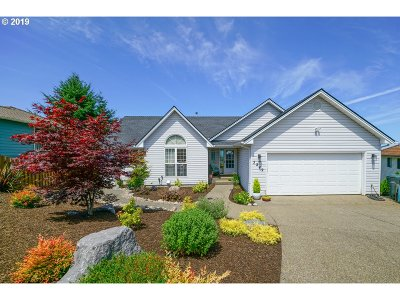 Salem Single Family Home For Sale: 5242 Chapman St S