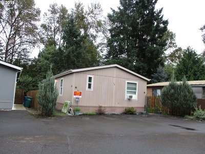 Happy Valley, Clackamas Single Family Home For Sale: 8750 SE 155th Ave #14