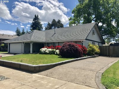 Eugene Single Family Home For Sale: 2502 Lily Ave