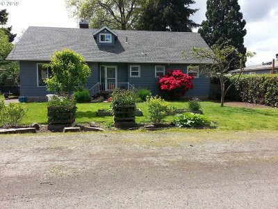 Eugene Single Family Home For Sale: 210 Myoak Dr