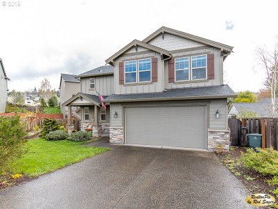 Washougal Single Family Home For Sale: 3705 P Loop