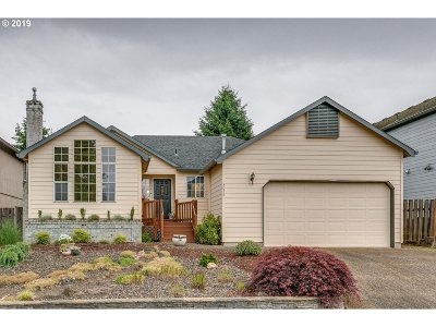 Beaverton Single Family Home For Sale: 3056 NW 160th Ct