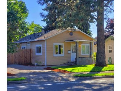 Vancouver Single Family Home For Sale: 801 W 39th St