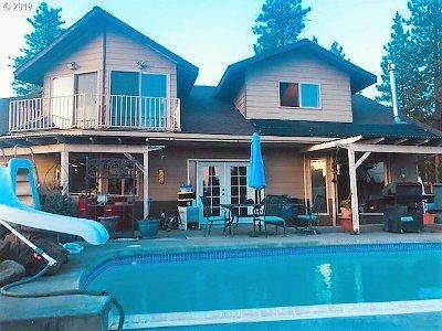 Goldendale Single Family Home For Sale: 2220 Glenwood Hwy