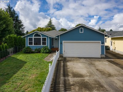 Woodland Single Family Home For Sale: 150 Dehning Dr