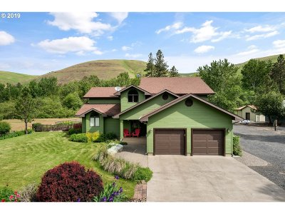 Umatilla County Single Family Home For Sale: 55061 Bingham Rd