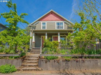Portland Multi Family Home For Sale: 1023 NE Webster St