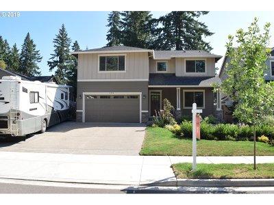 Hillsboro Single Family Home For Sale: 4254 NE Jackson St