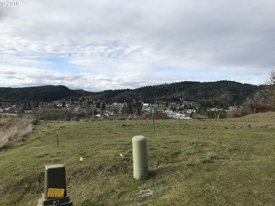 Sutherlin Residential Lots & Land For Sale: 639 Valley Vista St