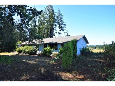 Woodburn Single Family Home For Sale: 25375 S Eldorado Rd