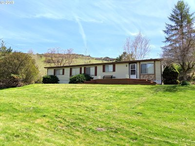 Union Single Family Home For Sale: 59446 High Valley Rd