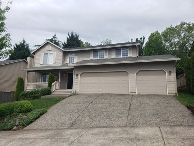 Camas Single Family Home For Sale: 4013 SE 199th Ave