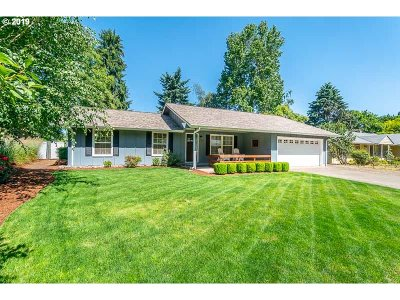 Keizer Single Family Home For Sale: 3797 Hart Dr N