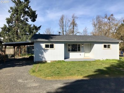 Springfield Single Family Home For Sale: 510 Pacific Ave