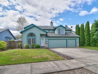 Hillsboro Single Family Home For Sale: 266 NE Lenox St