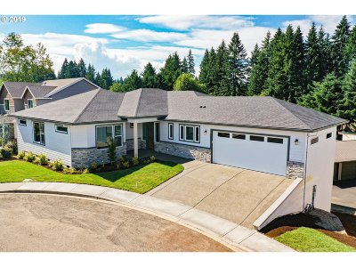 Vancouver Single Family Home For Sale: 4600 NE 126th Cir