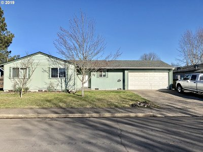 Springfield Single Family Home For Sale: 411 40th St