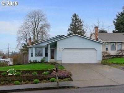 Portland Single Family Home For Sale: 11108 SW 65th Ave