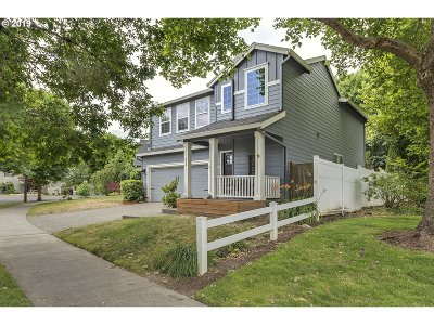 Hillsboro Single Family Home For Sale: 503 NW Hertel St