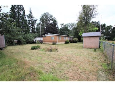 Molalla Single Family Home For Sale: 16534 S Highway 211
