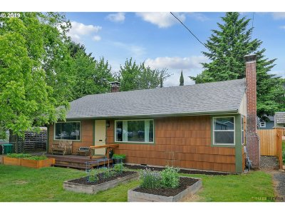 Single Family Home For Sale: 1414 SE 86th Ave