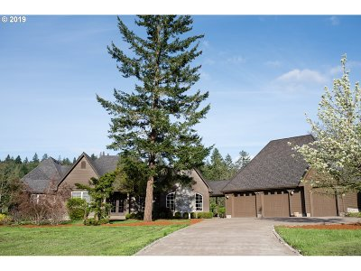 Eugene Single Family Home For Sale: 86845 Bailey Hill Rd