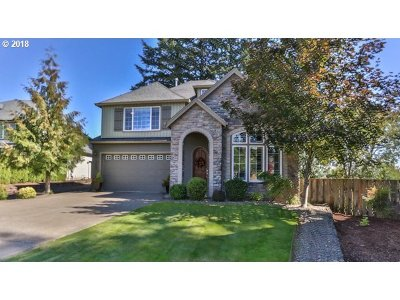 Happy Valley, Clackamas Single Family Home For Sale: 15062 SE Holland Loop