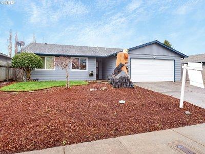 Salem Single Family Home For Sale: 4555 Drake Ct