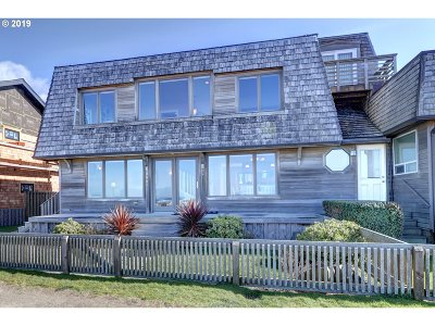 Cannon Beach Single Family Home For Sale: 777 Ocean Ave