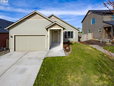 Clark County Single Family Home For Sale: 2314 S White Salmon Dr