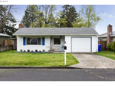 Single Family Home For Sale: 7723 SE 103rd Ave
