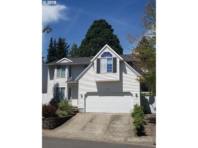 Single Family Home For Sale: 17253 NW Millbrook St