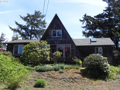 Florence Single Family Home For Sale: 88479 5th Ave