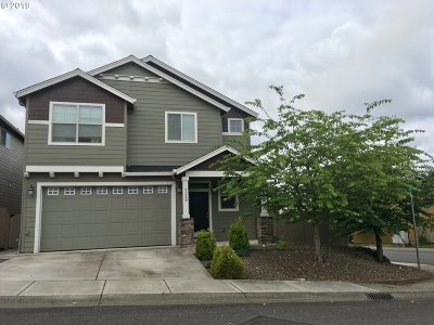 Camas Single Family Home For Sale: 3228 NW 47th Dr