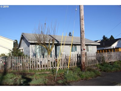 Single Family Home For Sale: 6641 SE 97th Ave