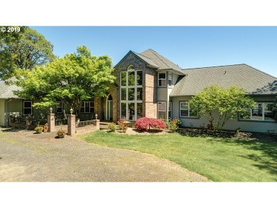 Single Family Home For Sale: 7151 NE Oak Springs Farm Rd