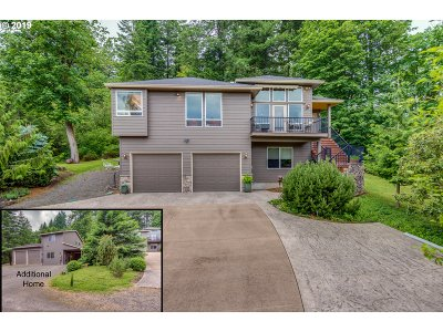 Oregon City Single Family Home For Sale: 17105 S Winter View Ln