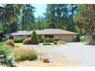 Single Family Home For Sale: 37146 Row River Rd