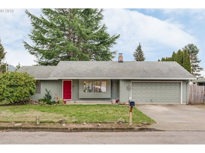 Cowlitz County Single Family Home For Sale: 2052 Spruce Ave