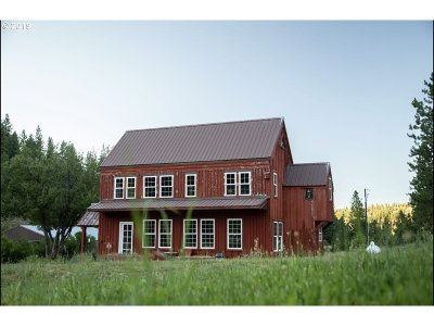 Grant County Single Family Home For Sale: 24673 Nans Rock Rd