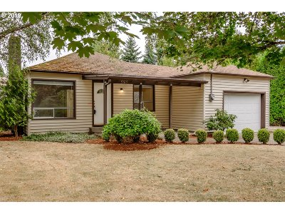 Keizer Single Family Home For Sale: 5165 Chehalis Dr N