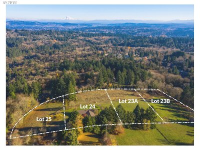 Lake Oswego Residential Lots & Land For Sale: Englewood Dr #23B